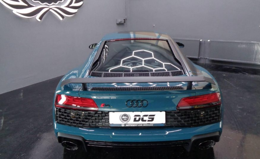 AUDI R8 5,2 V10 LIMITED 26/50, GREEN HELL